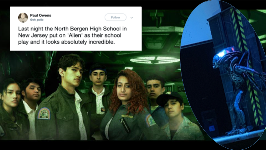 High School Alien