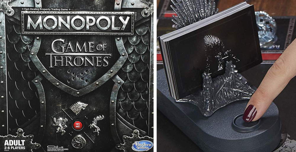 Game of Thrones Monopoly Edition