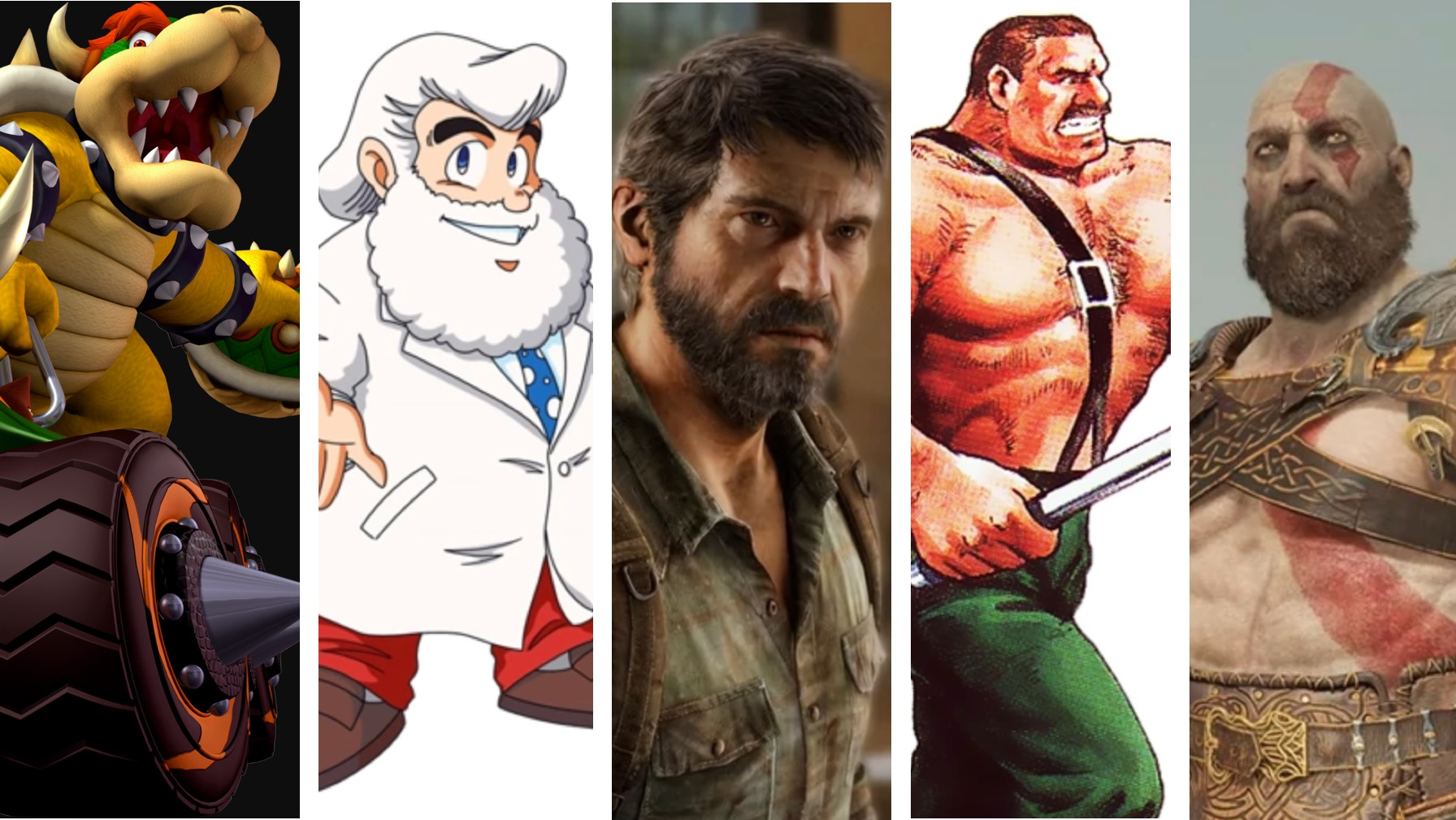 Top 10 Best Video Games Dads