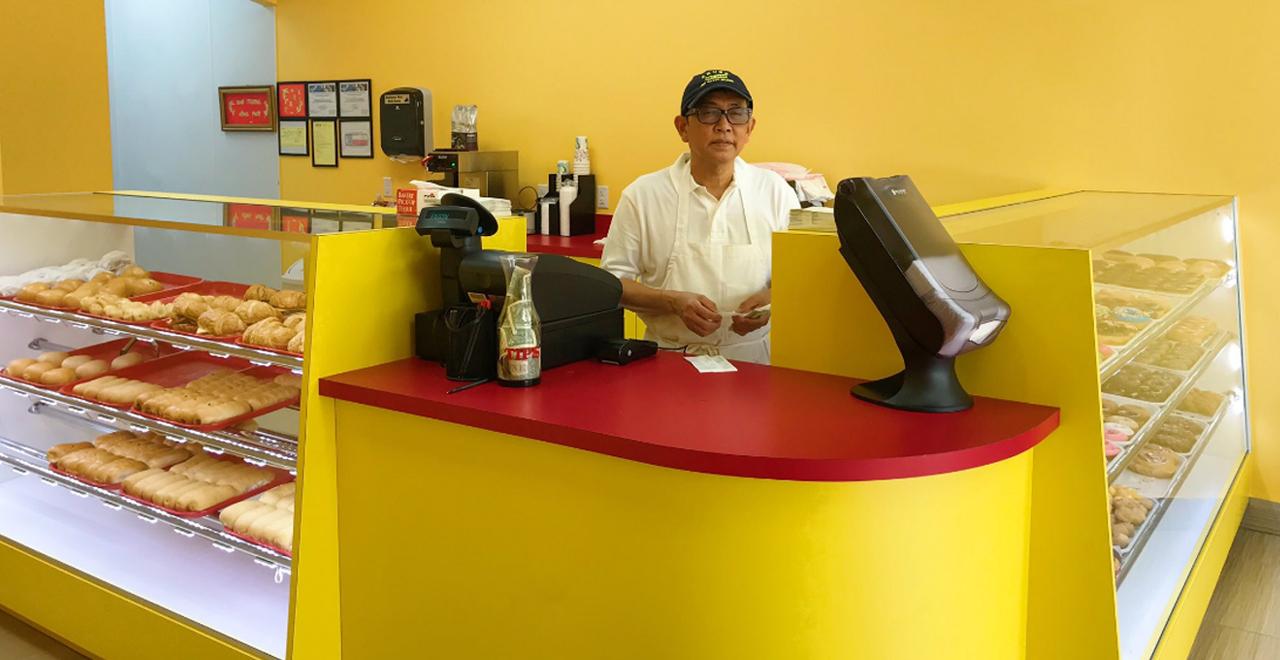Donut Shop Saved by Tweet