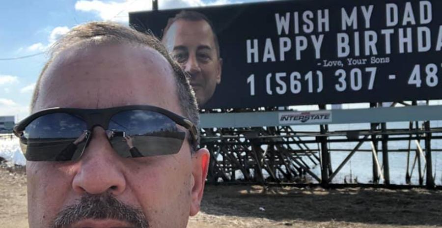 Happy Birthday Billboard Prank