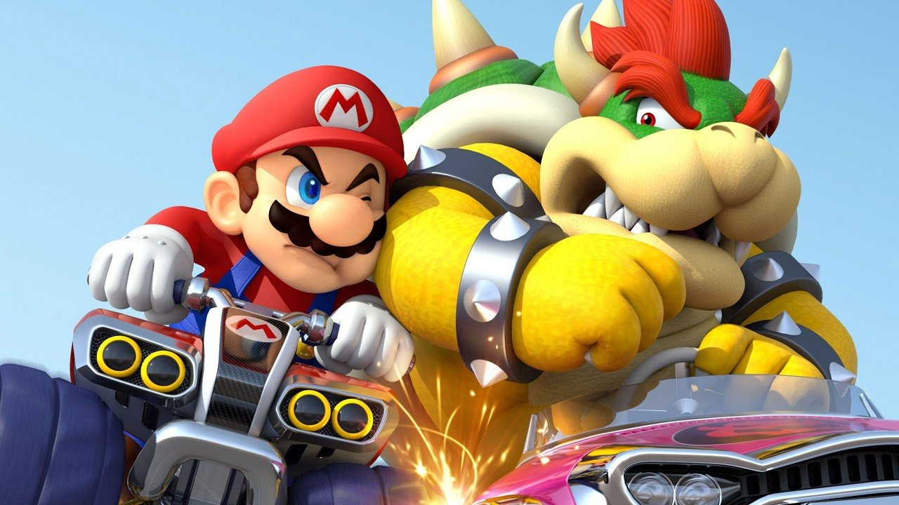 Mario Kart Mobile Game Announced So You Can Pwn Your Kids On