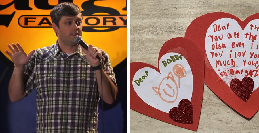 Stand-up Dads: Nate Bargatze