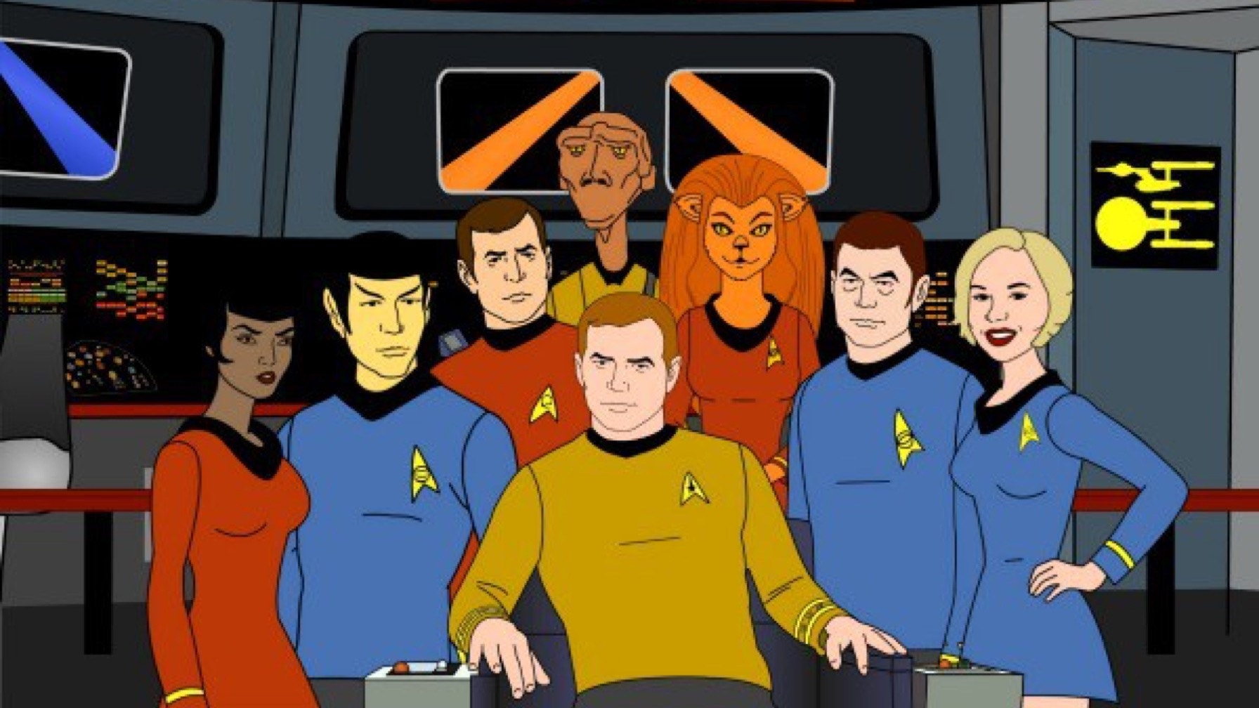 New Star Trek Cartoon Is Aimed at a New Generation of Fans