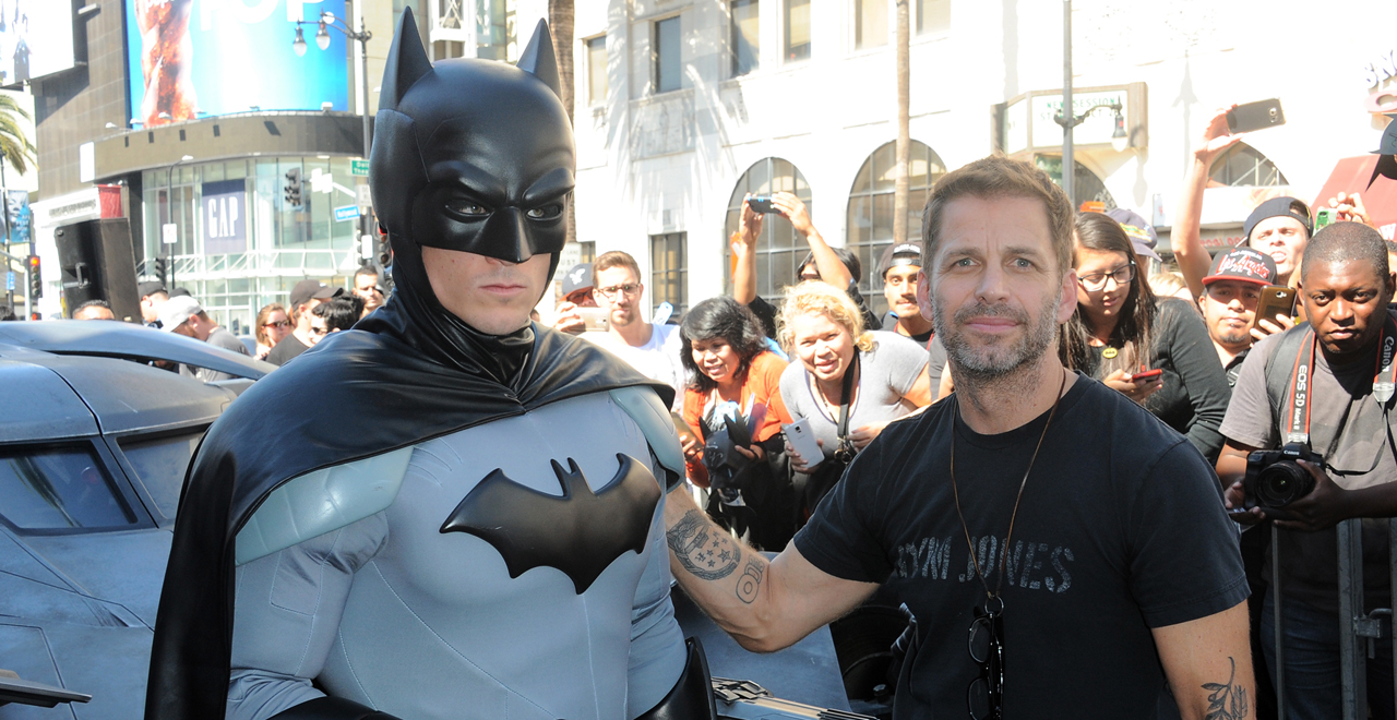 Snyder Defends Homicidal Batman