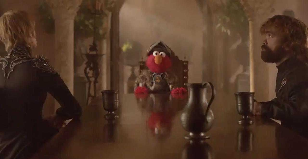 Elmo GoT