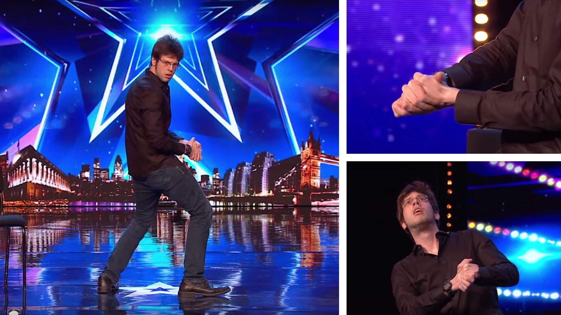 Britain's Got Talent Contestant Hand-Farts His Way to Fame With Classic Songs [WATCH]