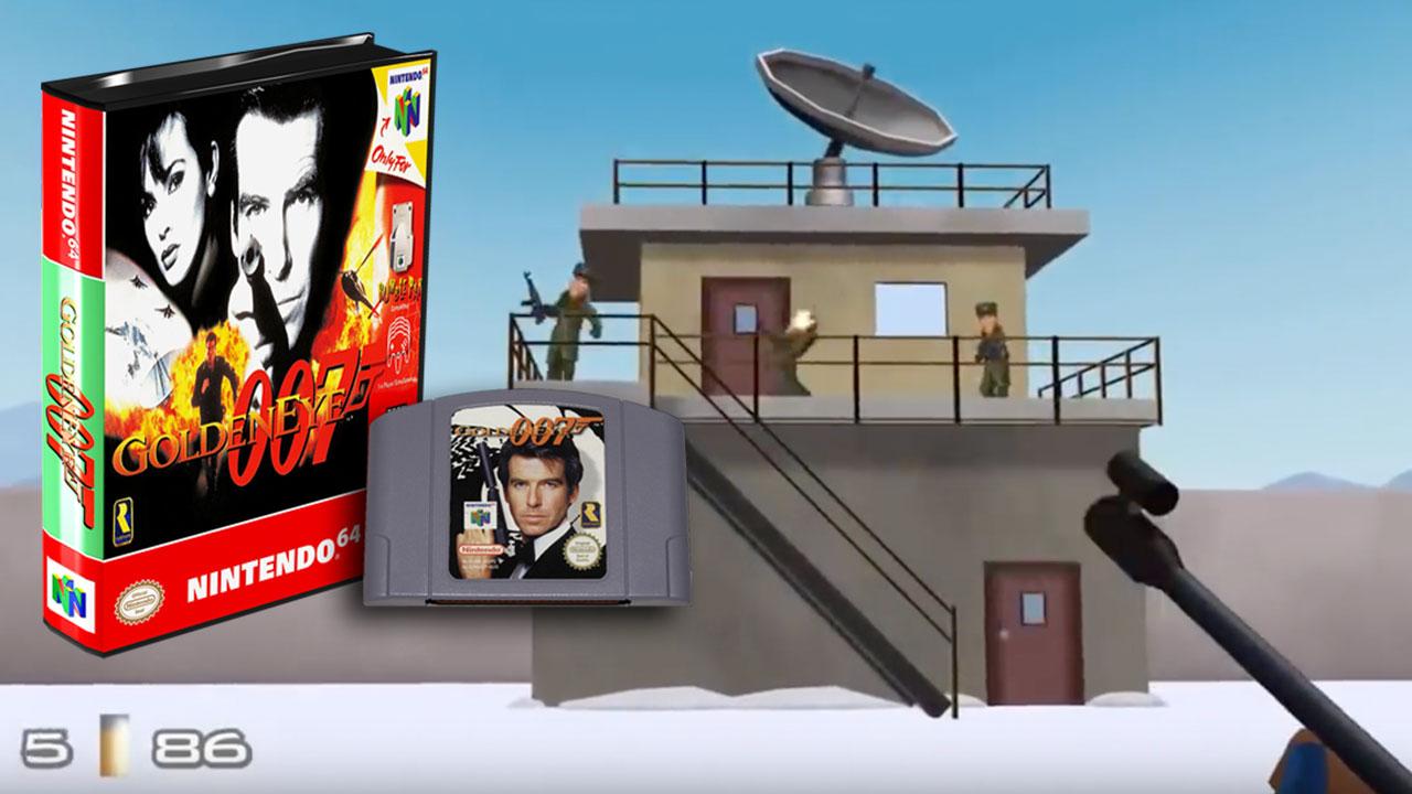 Remember GoldenEye 007 on N64? Family Guy Remembers.
