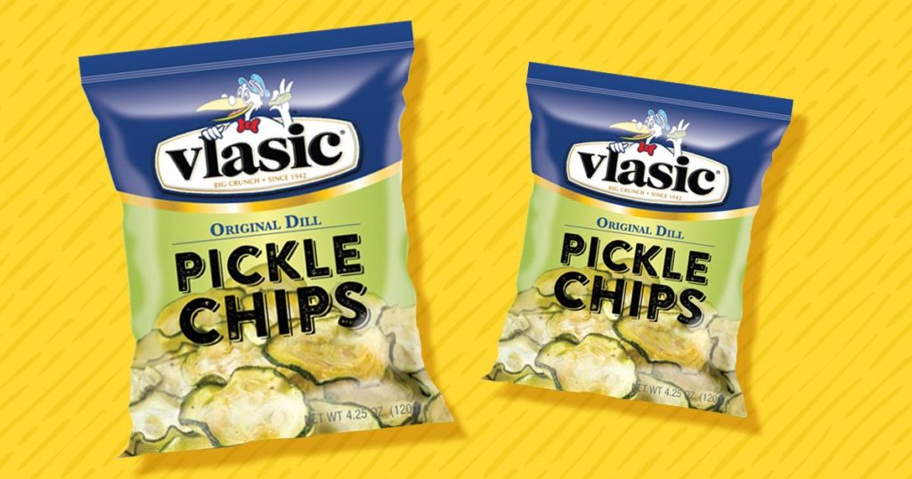 Pickle Chips are a Forthcoming Snack You'll Relish