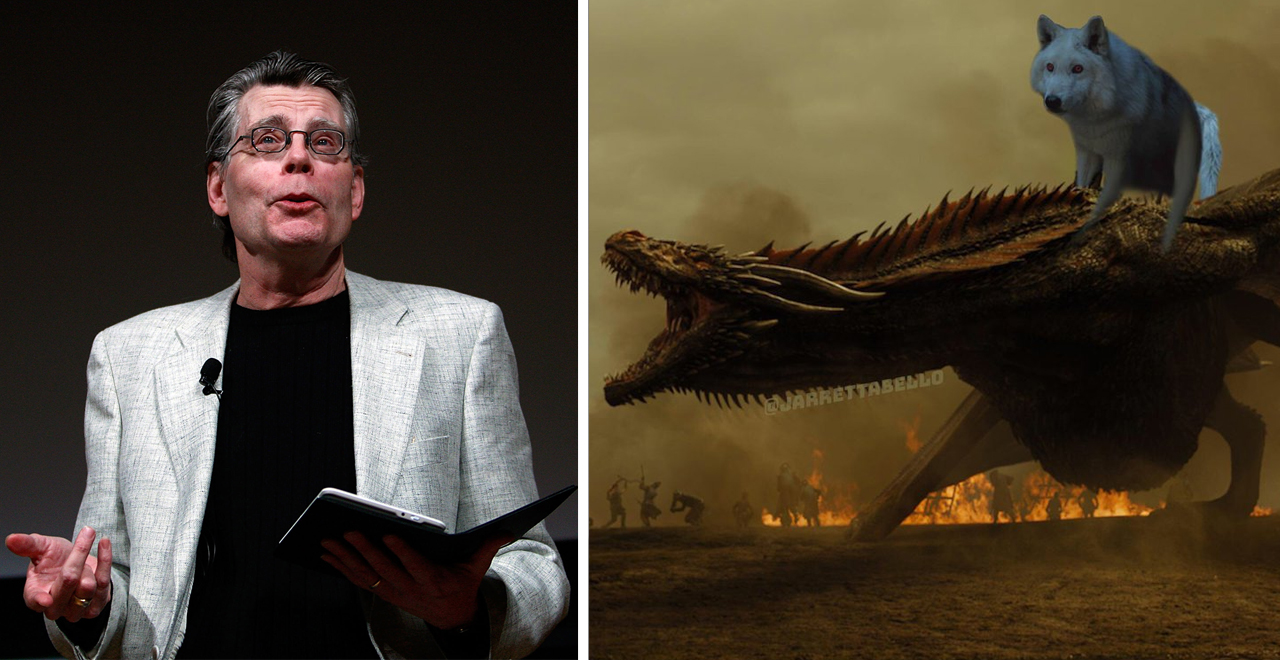 Stephen King's Prediction for GoT Ending