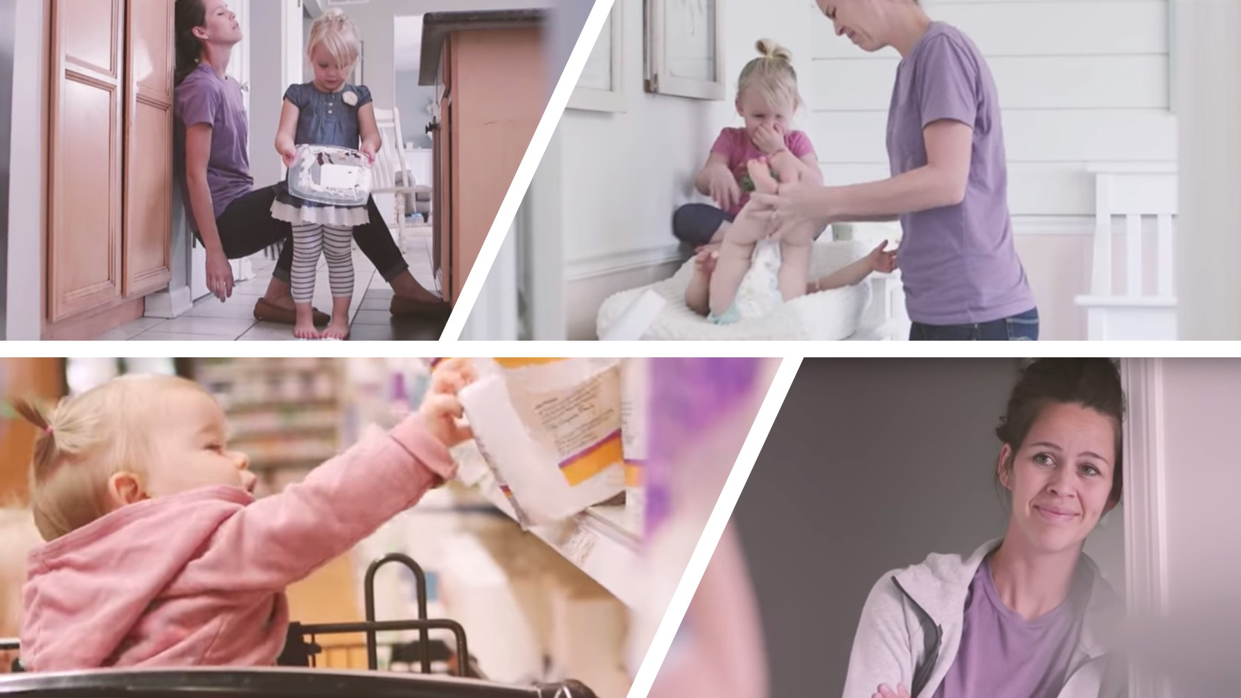 """Viral Video """"A Normal Day"""" Shows Us Mom's and Kid's Perspectives [WATCH]"""