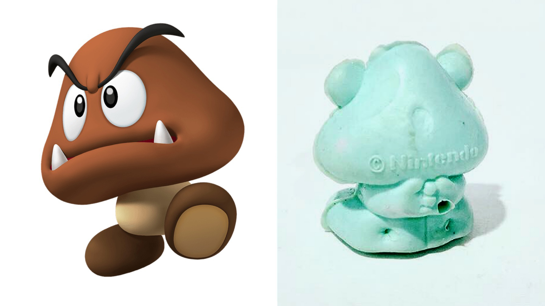 Goombas Have Arms!