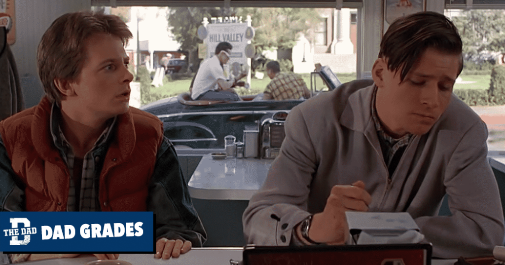 Dad Grades: George McFly From Back To The Future