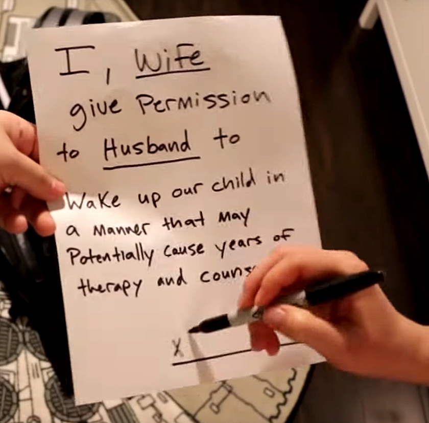 Wake up Permission