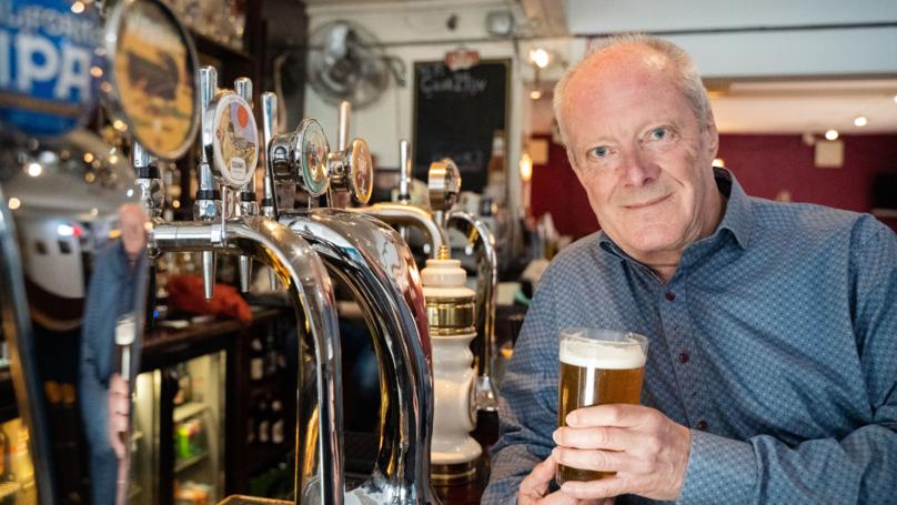 Bruce Masters the 74yo Pub Crawler
