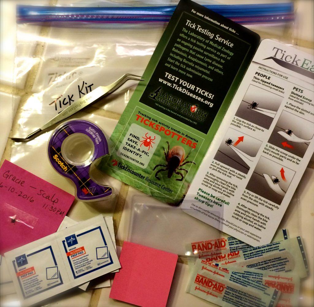 a Tick Kit