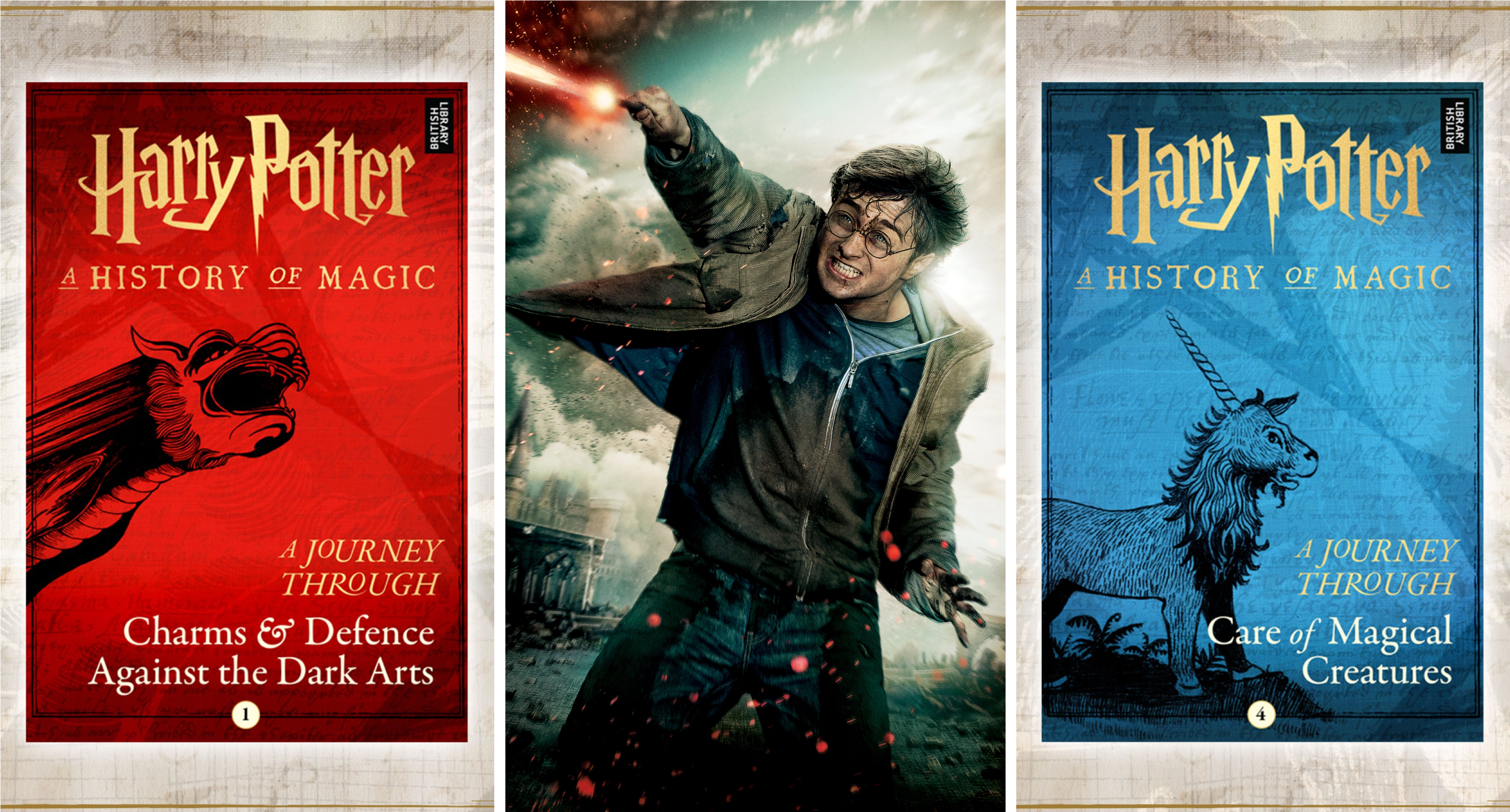 J K Rowling Set To Release A History Of Magic Harry Potter Books