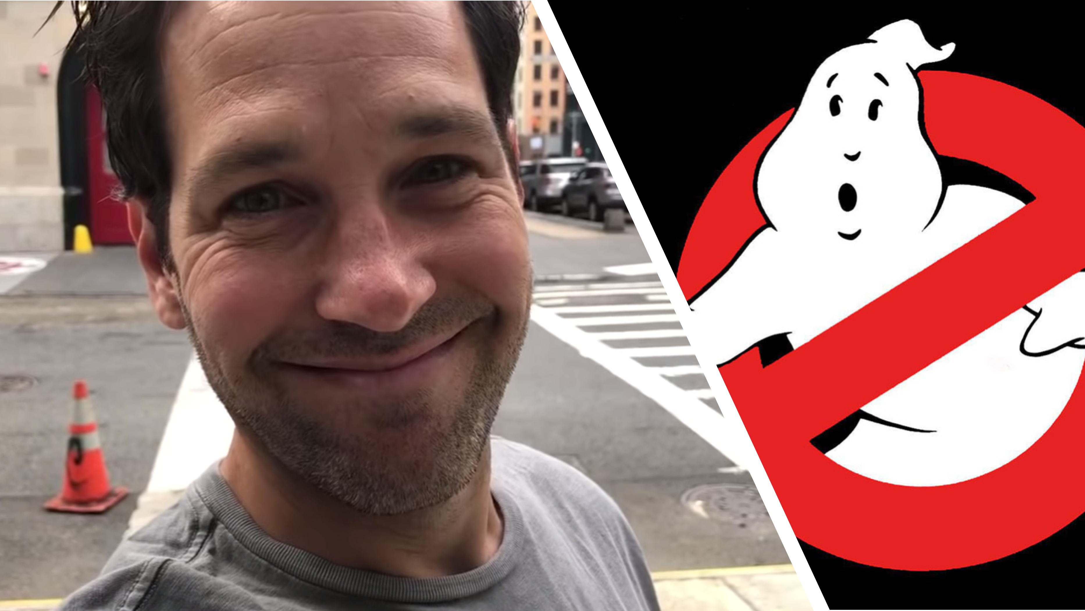 Paul Rudd Answers the Call to Join New Ghostbusters Movie