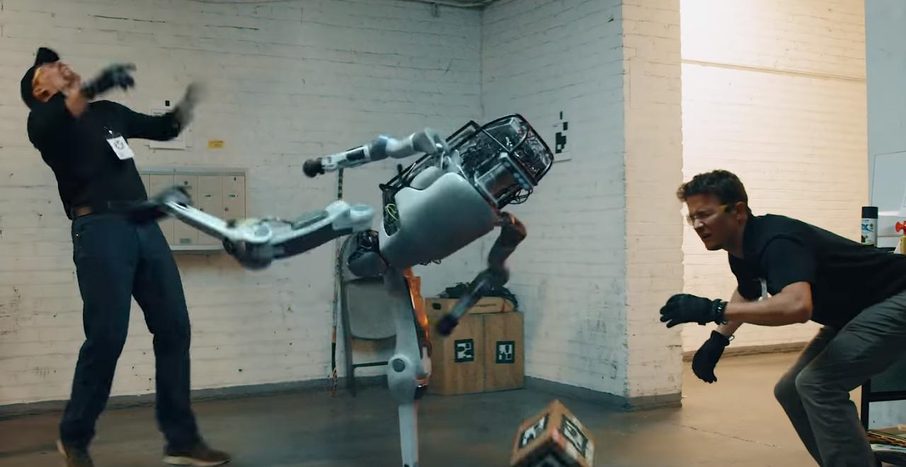 Bosstown Robot Uprising