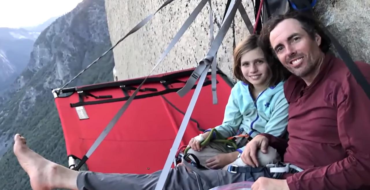 10-Yr-Old Climbs El Capitan