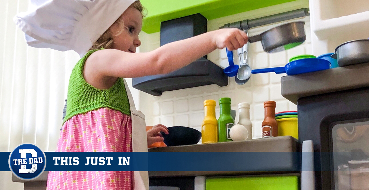 Play Kitchen Cited for Health Violations
