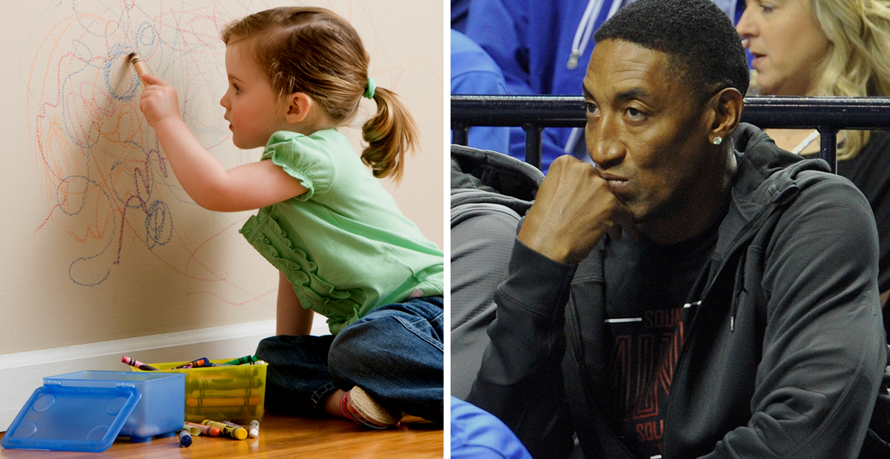 Pippen Sues 5-Yr-Old