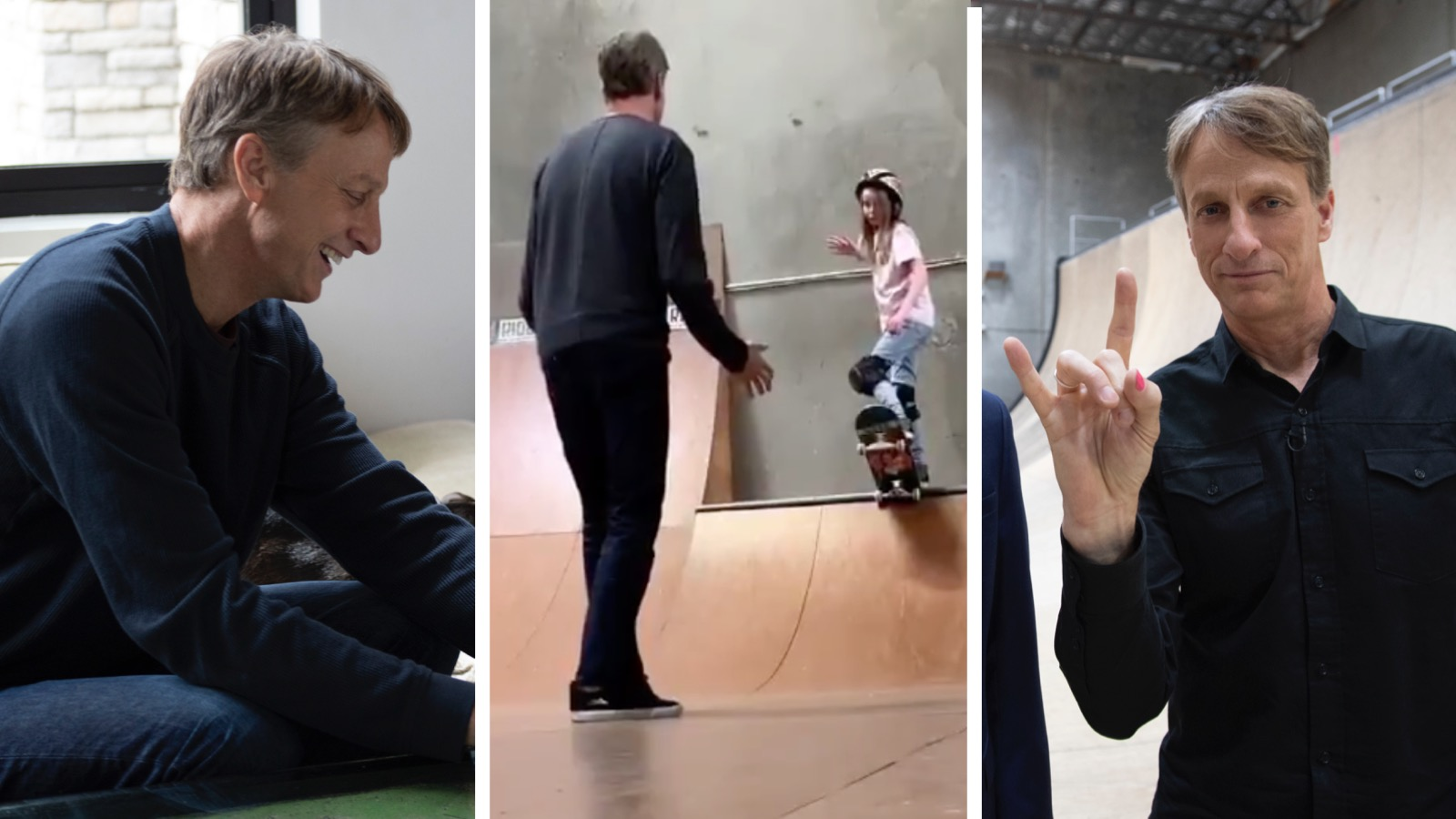 Parenting, Rad Dads, And The Bagel Bites Jingle: A Conversation With Tony Hawk