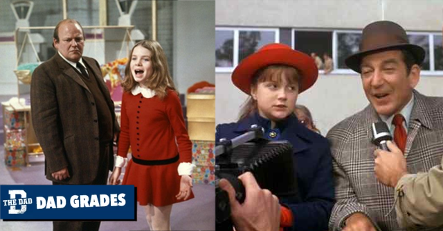 Dad Grades: The Dads From Willy Wonka & The Chocolate Factory