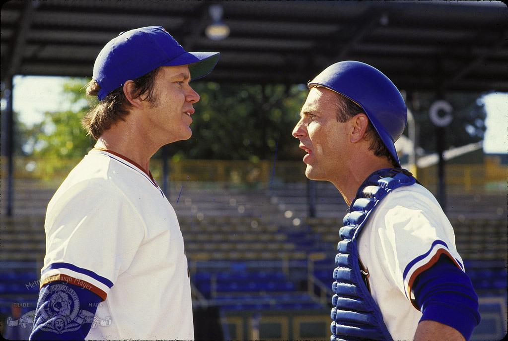 Kevin Costner and Tim Robbins