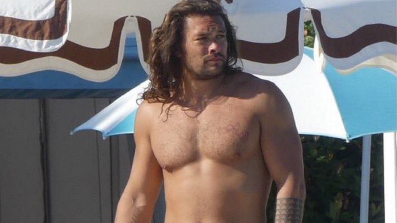 "Jason Momoa's Supposed ""Dad Bod"""