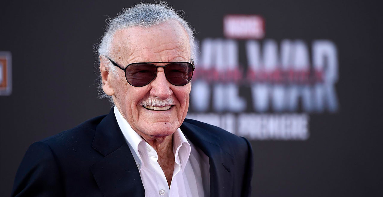 Stan Lee Way is Coming to NYC