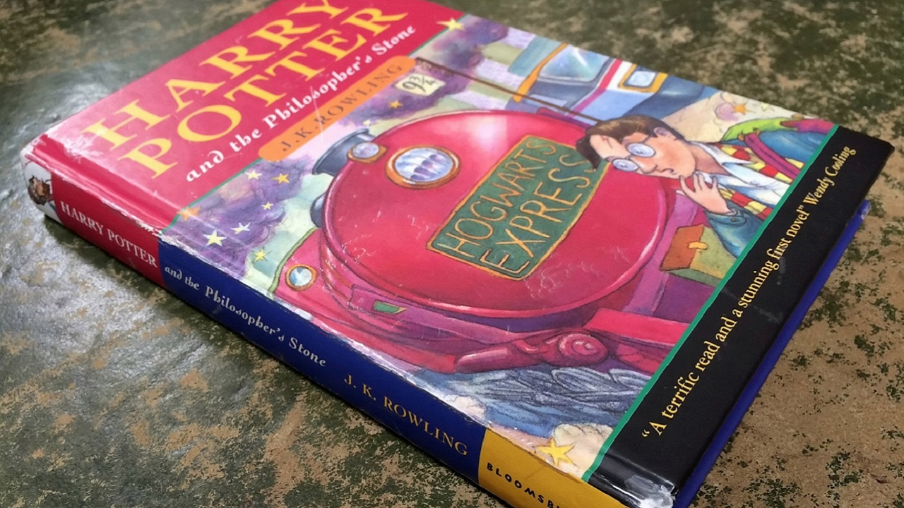Rare 1st Edition of Harry Potter