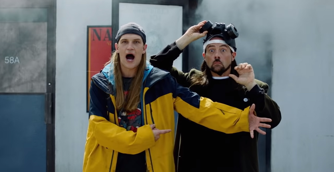 Jay and Silent Bob Red-Band Trailer