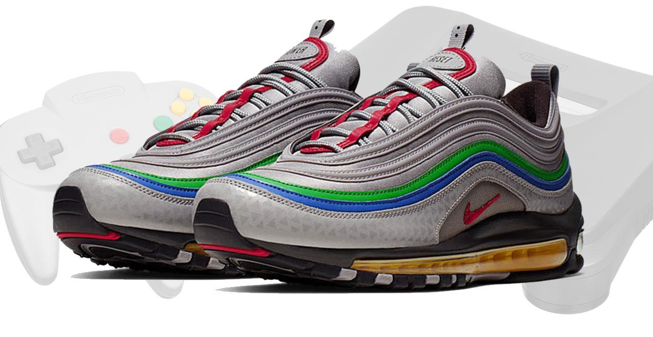 Nike's N64 Themed Shoe