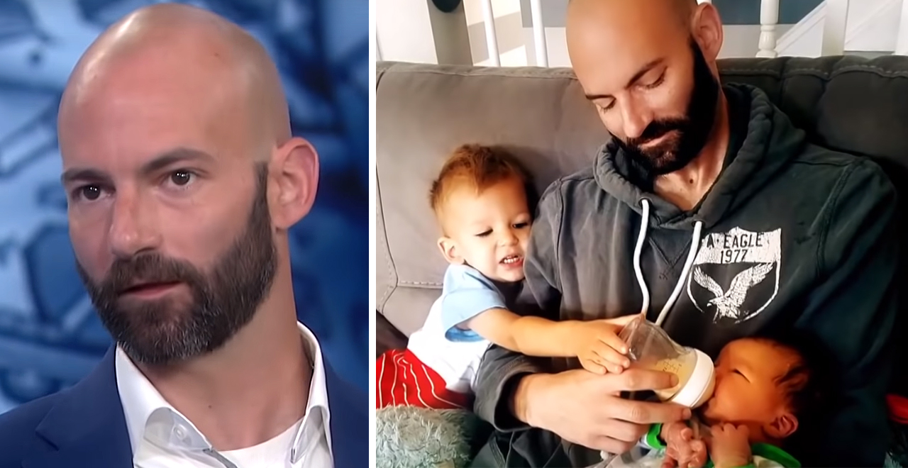 Dad Sues For Paternity Leave