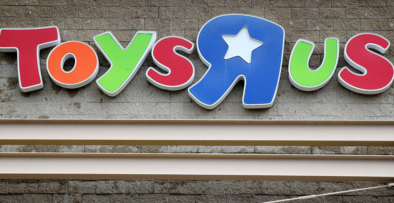 Toys R Us is Reopening