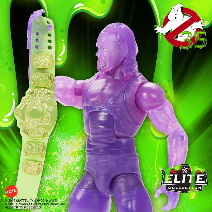 Undertaker Ghostbusters Toy