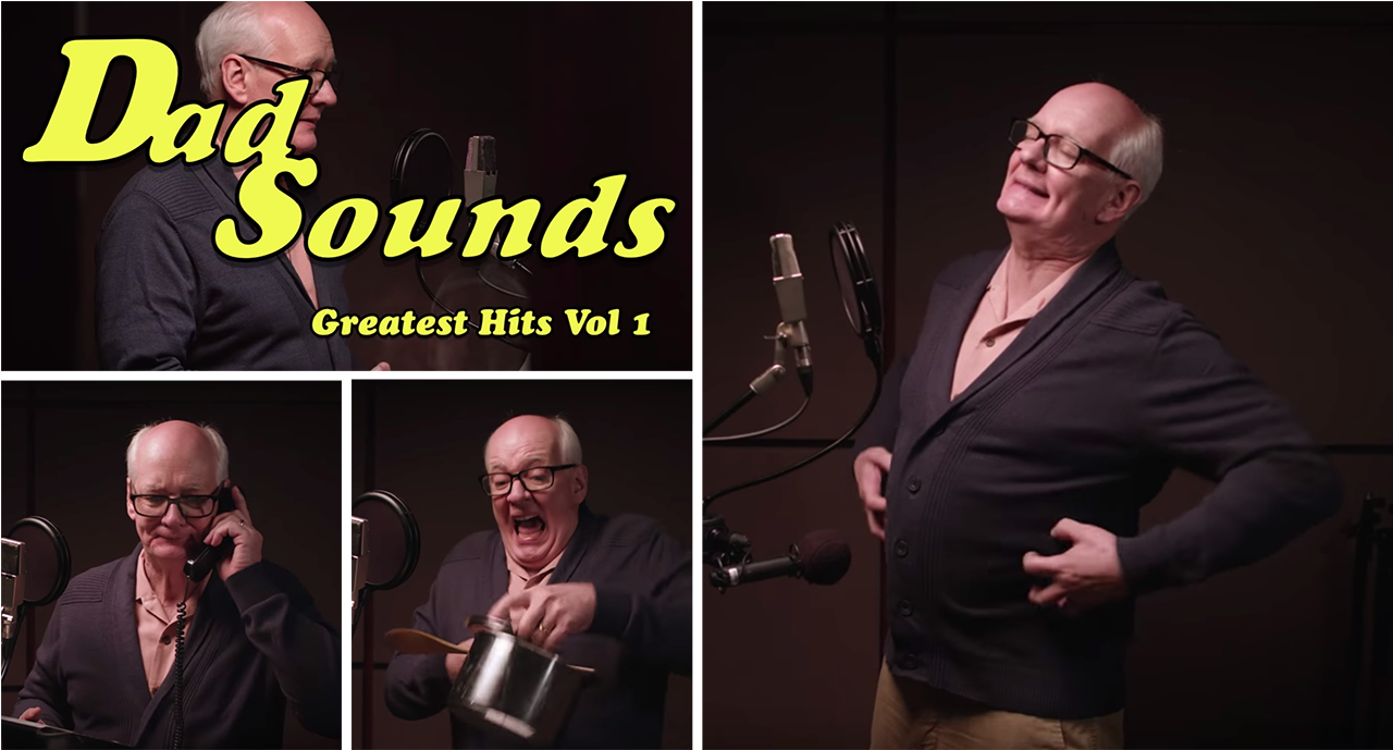 Dad Sounds Starring Colin Mochrie