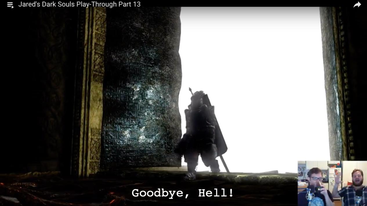 Dark Souls Endgame