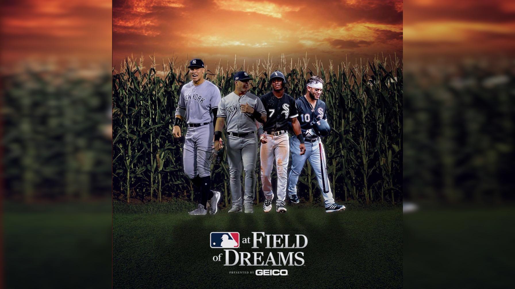 Resultado de imagen para Field of Dreams 2020