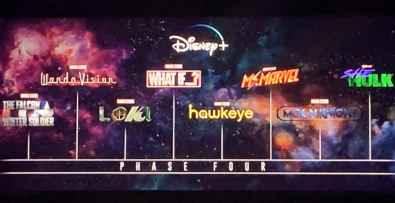 D23 Marvel Phase Four