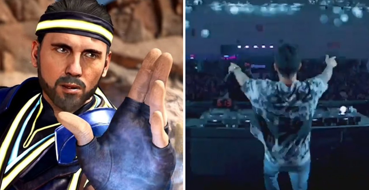 Dimitri Vegas as Sub-Zero