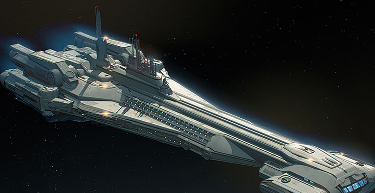 Star Wars: Galactic Starcruiser immersive Hotel