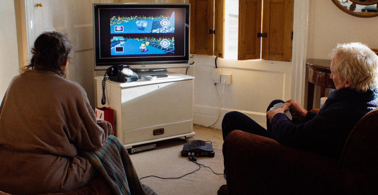 Mario Kart Helps Couples Bond