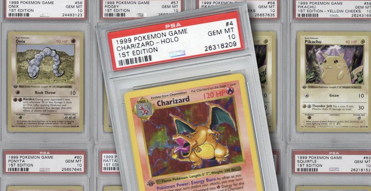 Pokeman Cards Fetch $100k