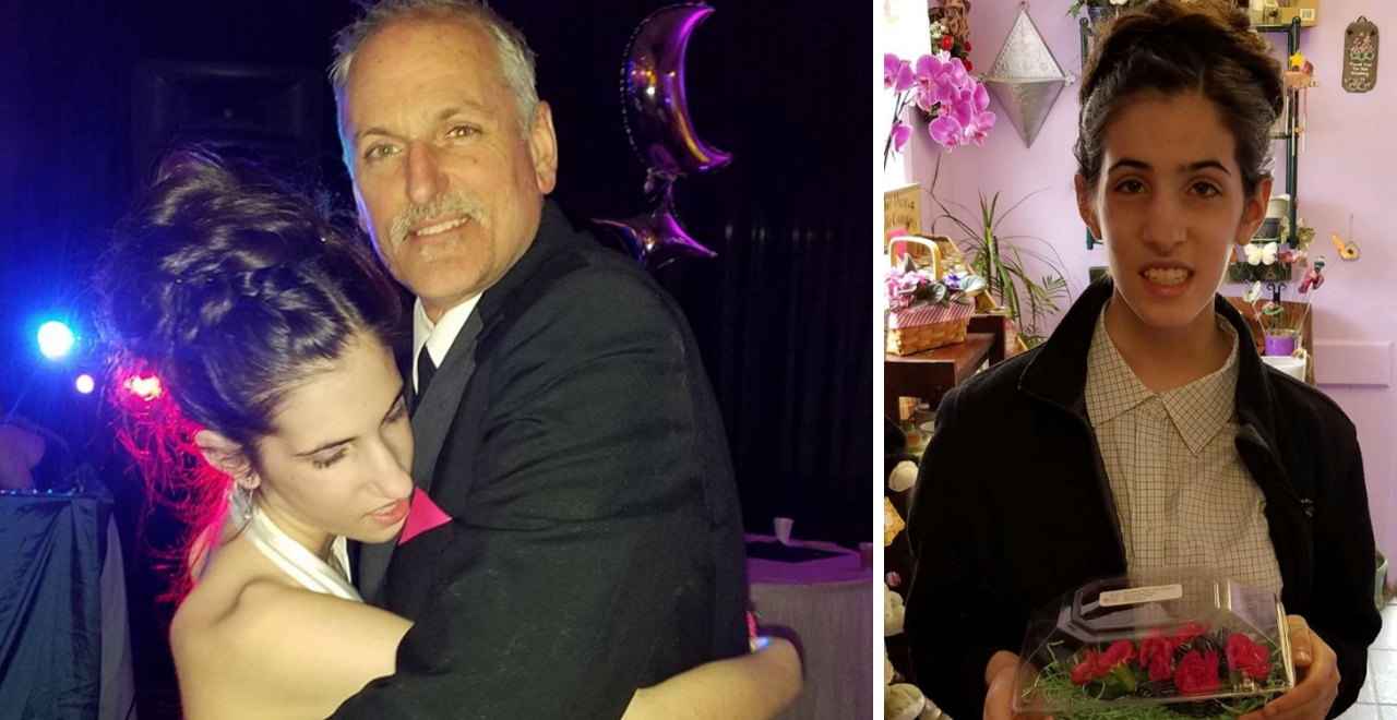 Dad Escorts Autistic Daughter to Prom