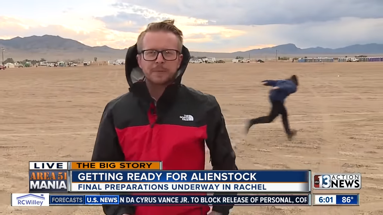 Alienstock News Report