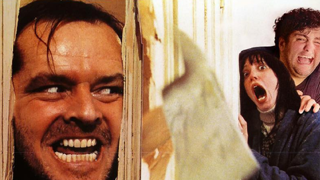 The Shining Remixed by thatguyinthemovies
