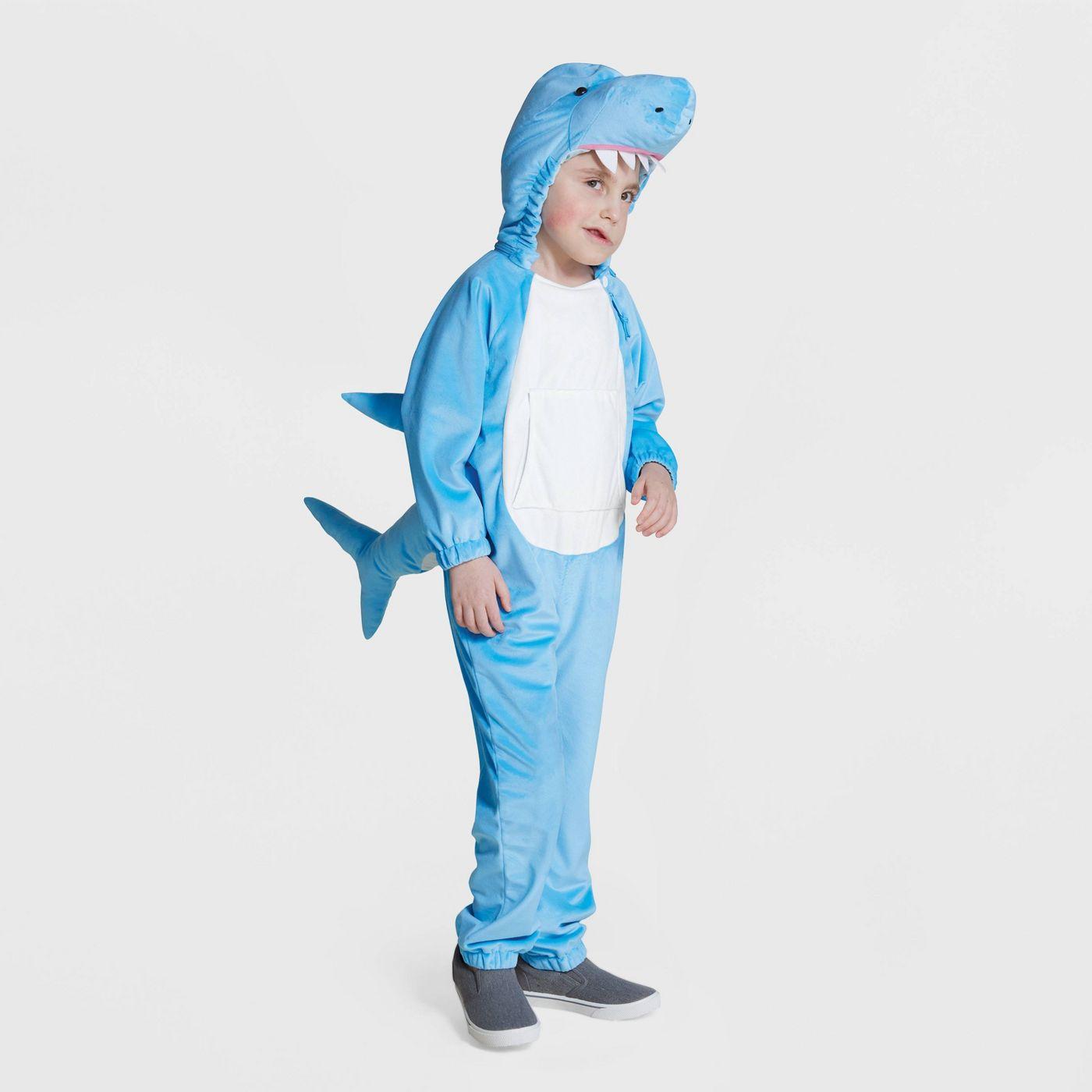 adaptive baby shark costume