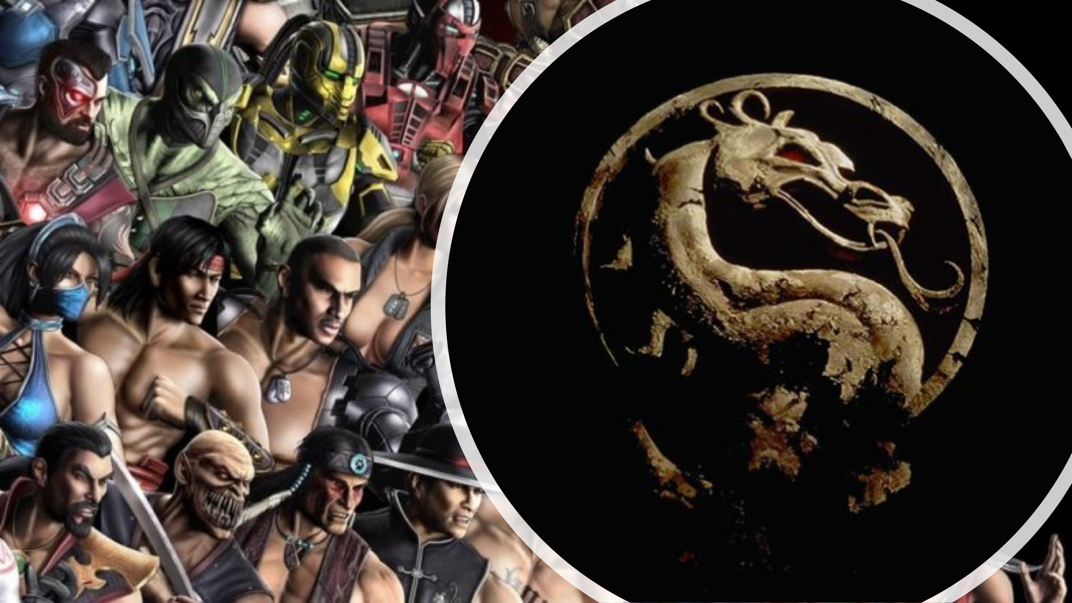 Concept Art For Mortal Kombat Movie Reboot